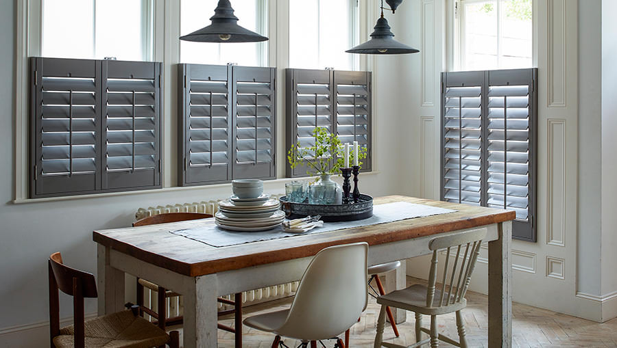 Custom colour shutters gallery shuttersouth southampton Are plantation shutters still in style 2017