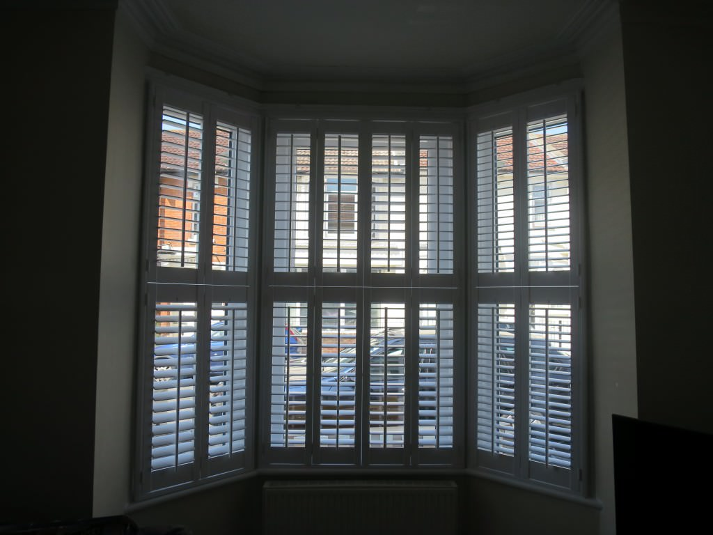 Bay Shutters Fitted in Portsmouth