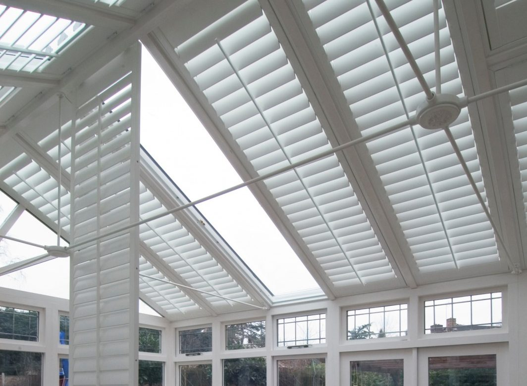 Conservatory Shutters Shuttersouth