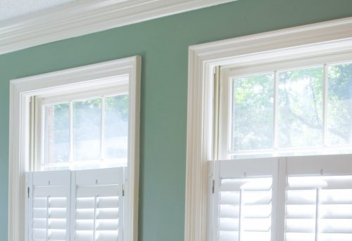 Cafe Style Shutters - Shuttersouth