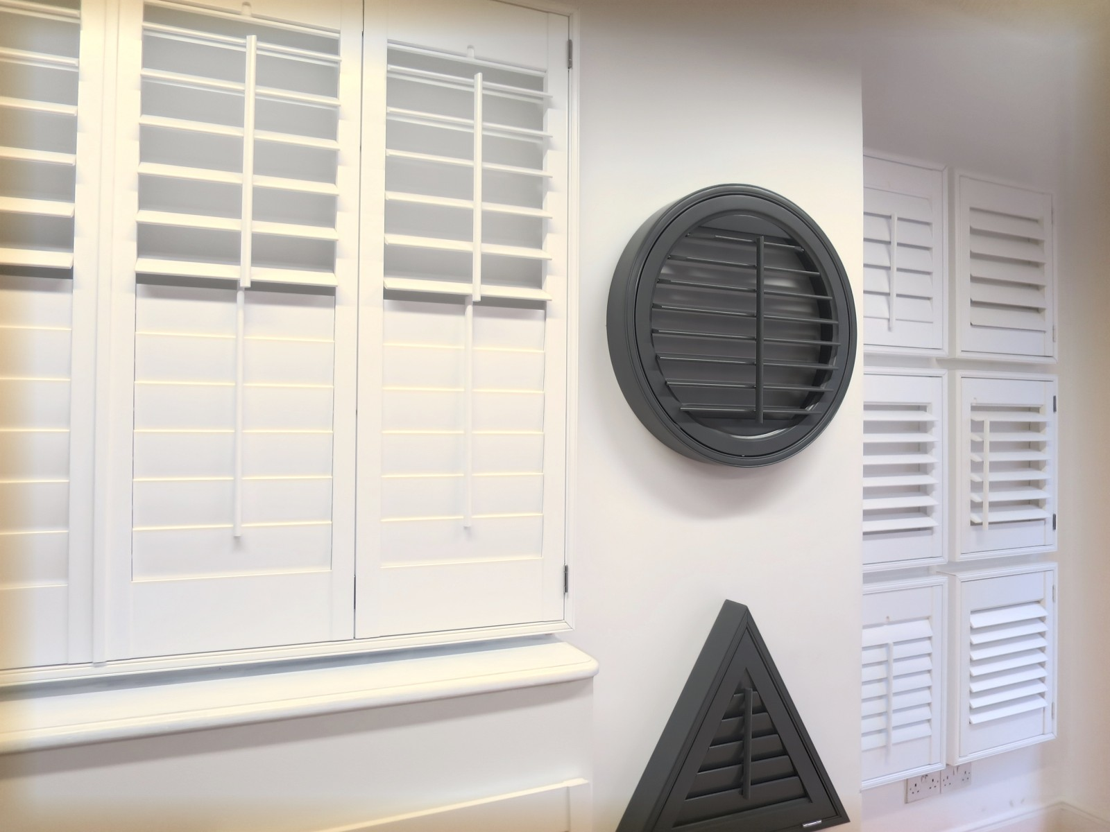Well-liked 6 Reasons Why Shutters Are Good For Round Windows - Shuttersouth HG02