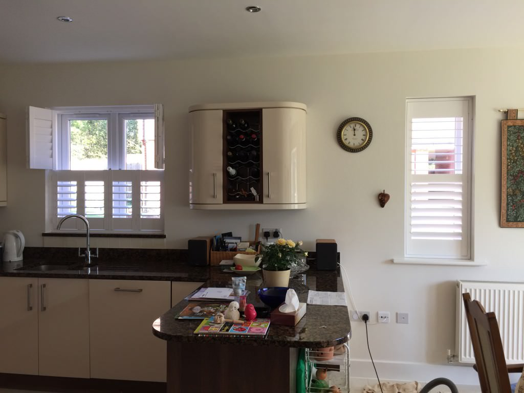 Tier On Tier Shutters Gallery Shuttersouth Southampton