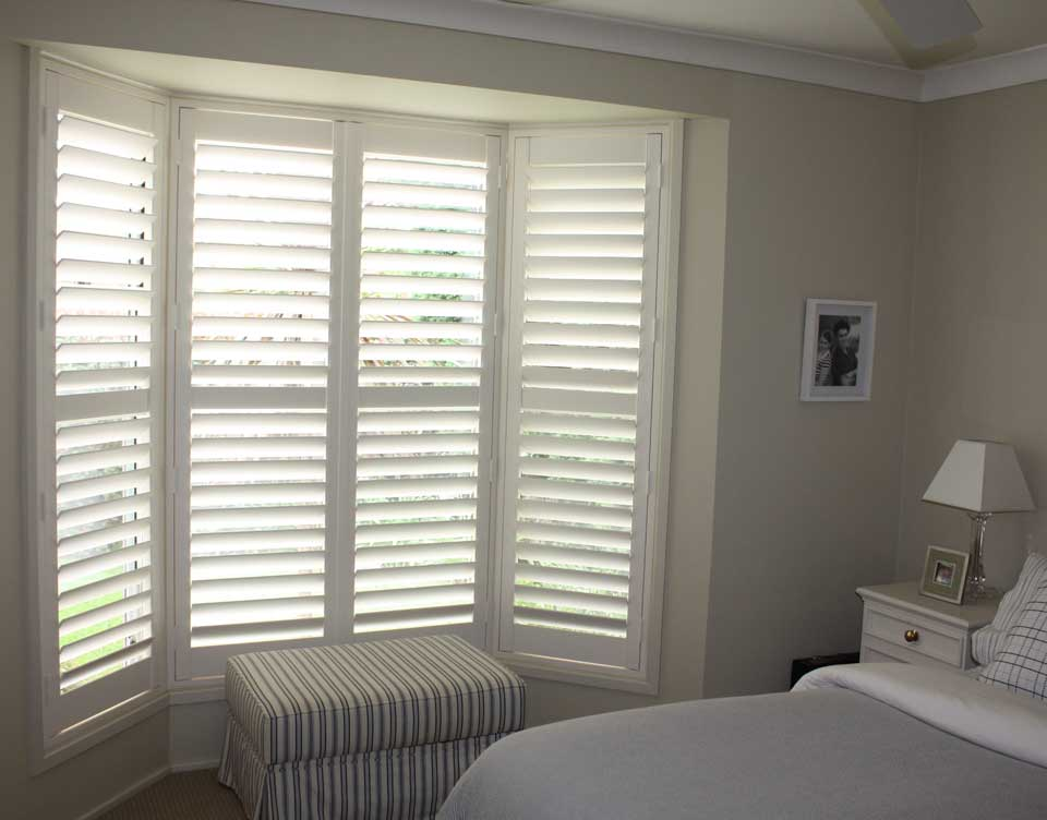 Bay Window Shutters - Shuttersouth - Southampton