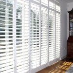 Tracked Shutters for BiFold Doors - Fitted By Shuttersouth