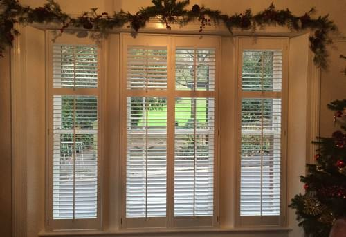 Plantation Shutters Fitted in Winchester