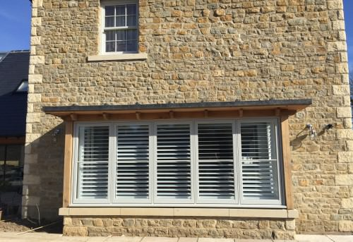 Winchester Shutters Fitted in Oxford