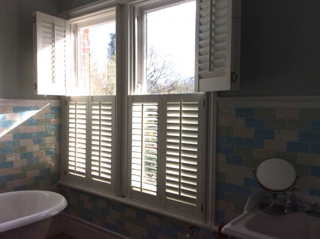 Tier-on-Tier Shutters Fitted in Chandlers Ford
