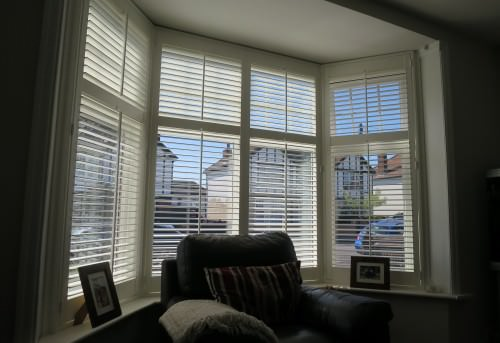 Shutters fitted in Southampton