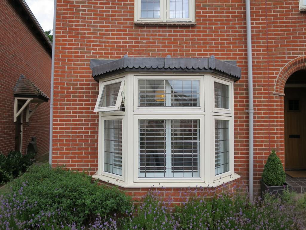 Cafe Style Shutters - Winchester