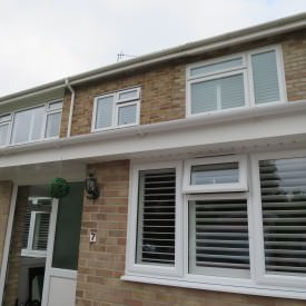 Full Hieght Shutters - New Forest