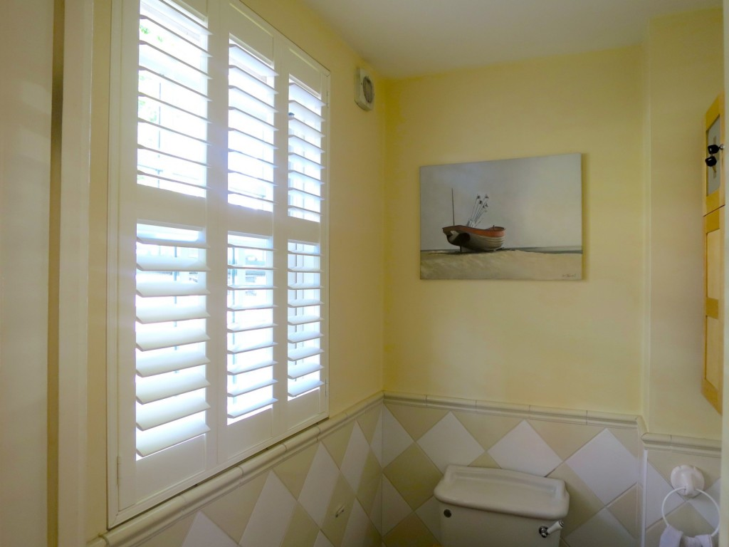 Bathroom Shutters Fitted in Arundel