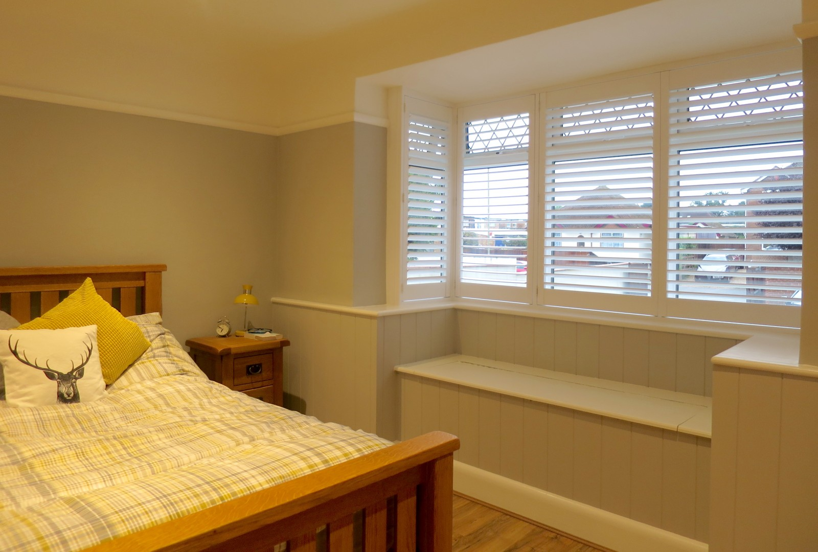 Full Height Shutters in Lymington