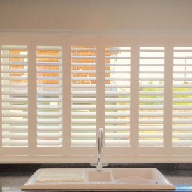 Kitchen Shutters Fitted in Regents Park