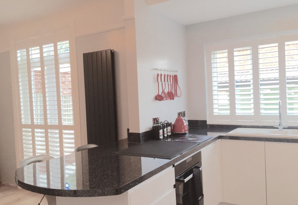 Shutters Fitted in Regents Park