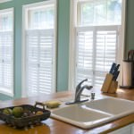 Cafe Style and Tier-on-Tier Kitchen Shutters - Shuttersouth - Hampshire