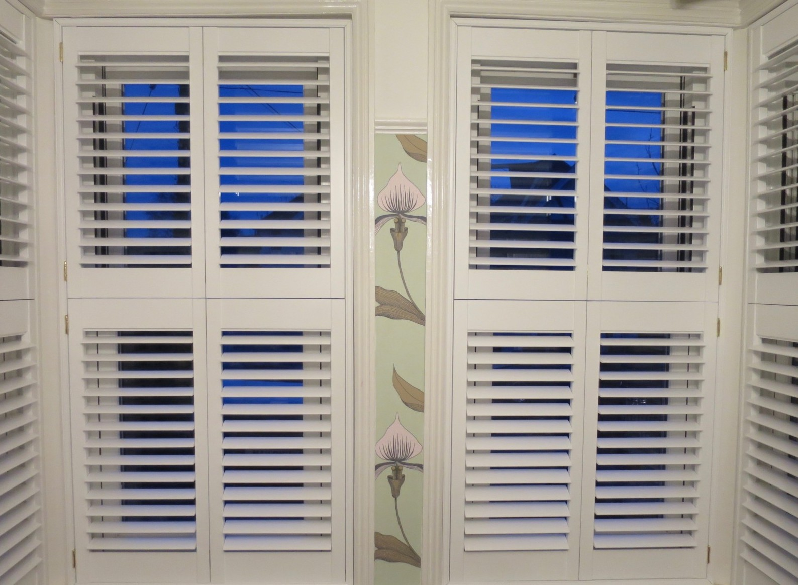 Tier on Tier Shutters Fitted in Netley