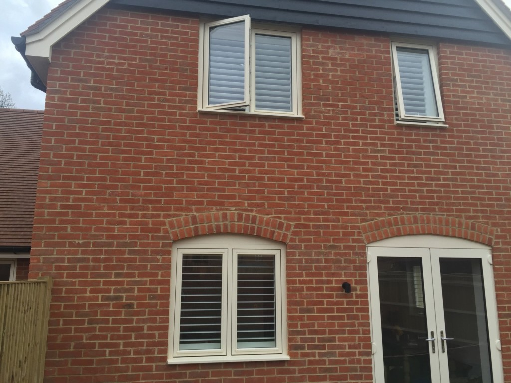 Shutters Fitted in Romsey - Morleys Green - Back