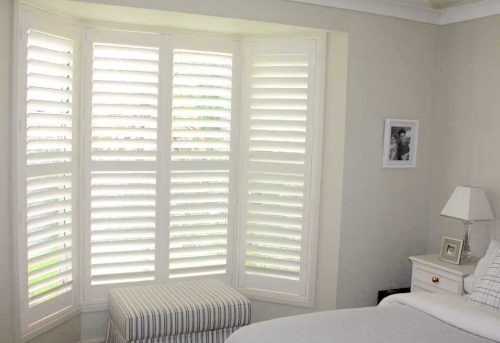 Bay Window Plantation Shutters - Shuttersouth