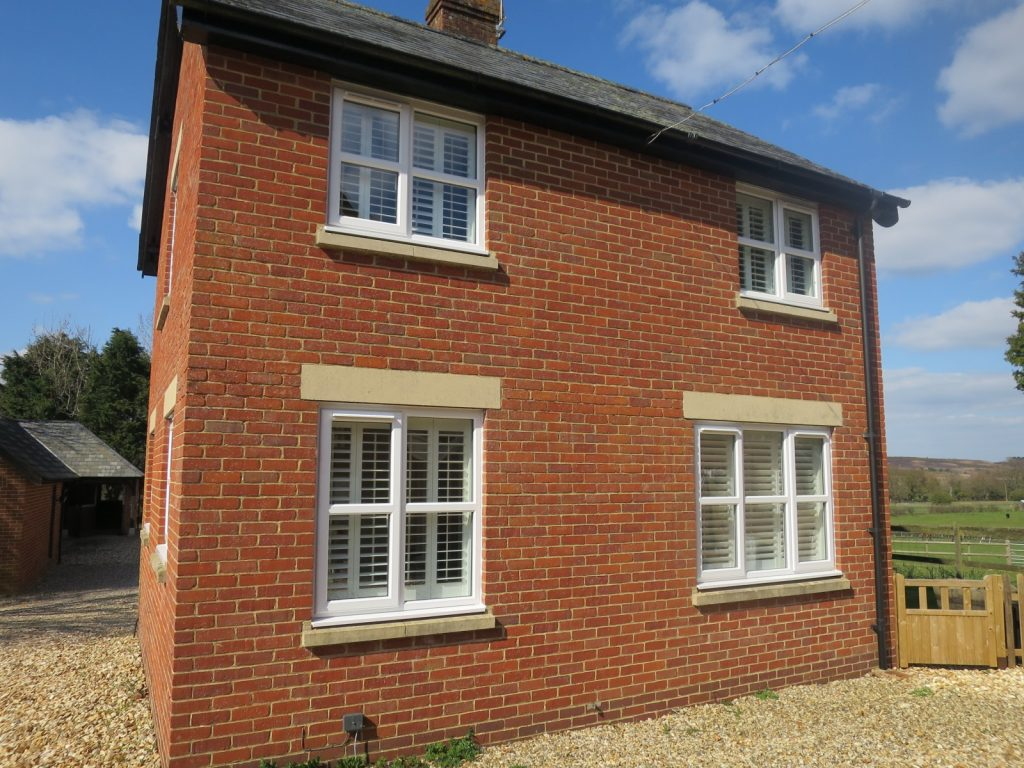 Shutters Fitted in Fordingbridge, New Forest
