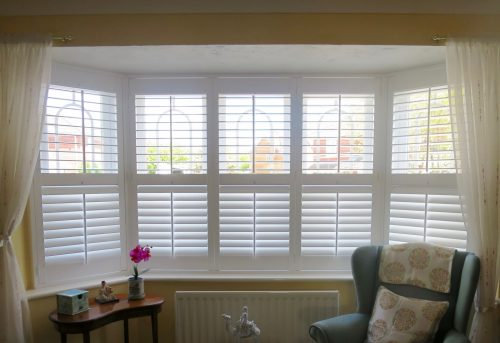 Full Height Shutters Fitted in Romsey