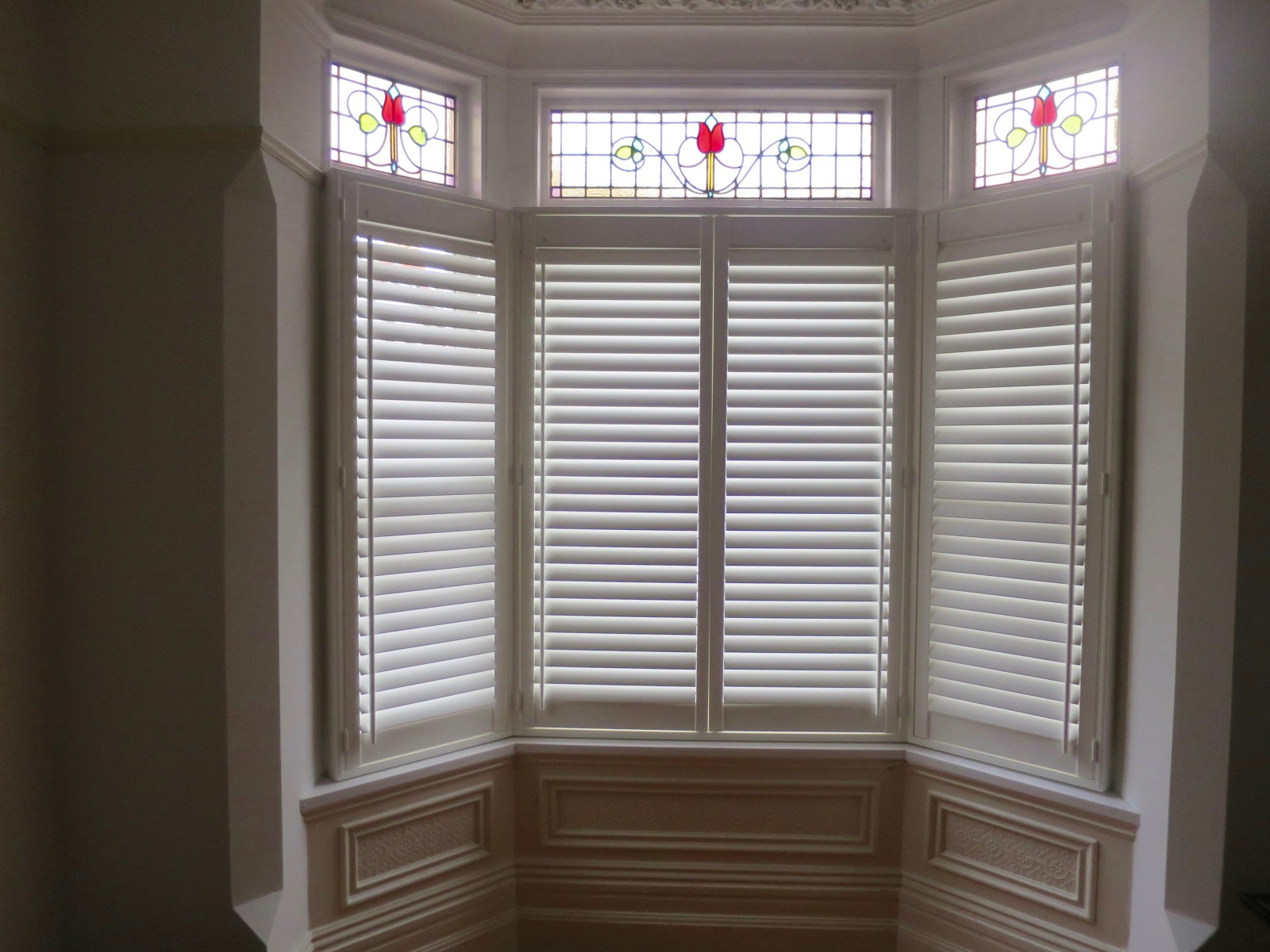Cafe Style Shutters Fitted in Southsea, Portsmouth ...