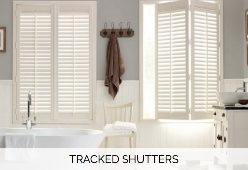 Tracked Shutters - Shuttersouth