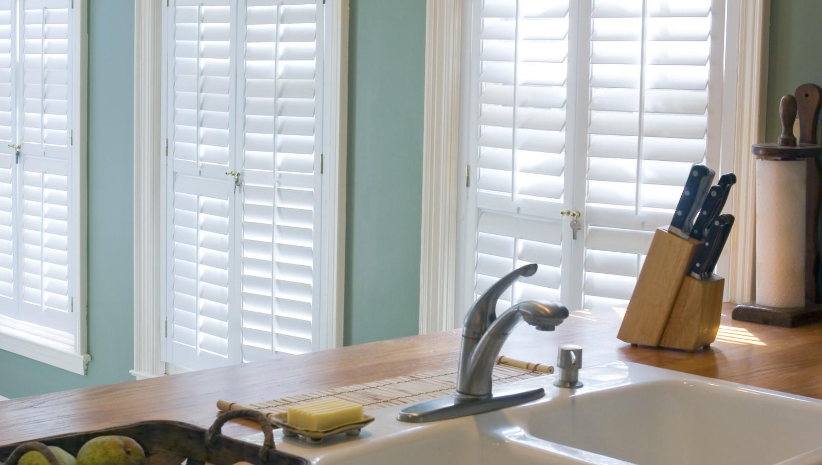 7 Benefits of Kitchen Shutters - Shuttersouth