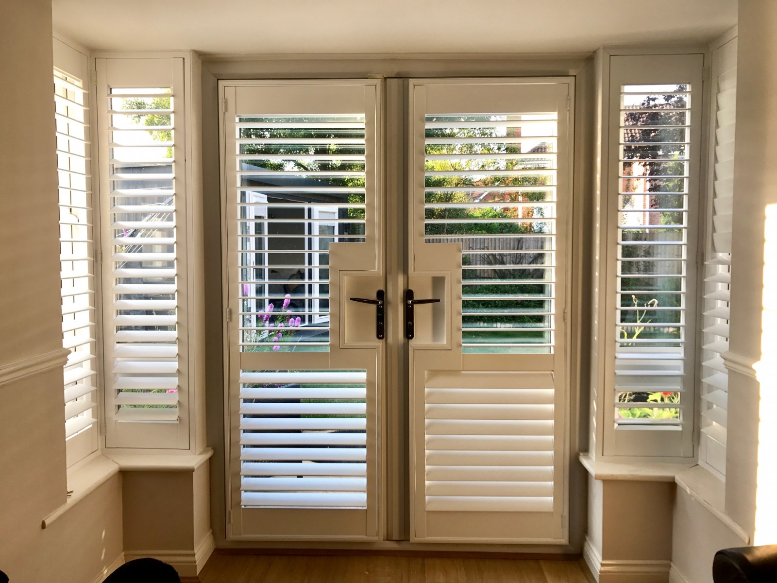 Shutters Fitted Throughout House In Liphook Shuttersouth