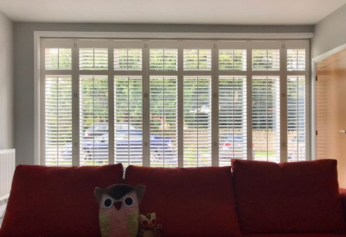 Trade Shutters - Large Plantation Shutters - Shuttersouth