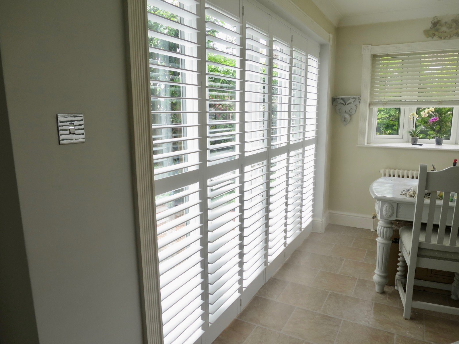 Full Height Shutters Fitted in Farnham by Shuttersouth