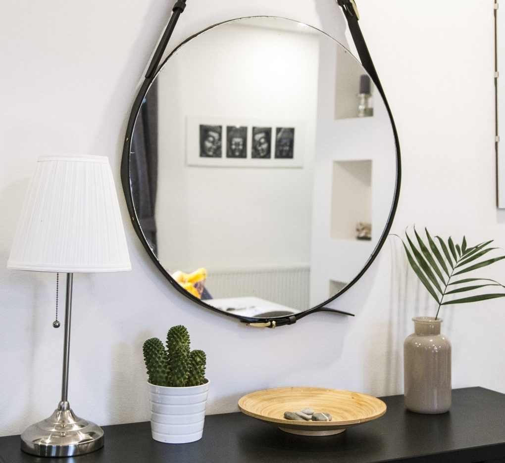 Mirror - How to Brighten a Room - Shuttersouth